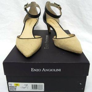Enzo Angiolini Crystani Designer Heels